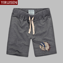 2016 3XL 100% Cotton AFS Brand Shorts Men Casual Shorts Boardshorts Short Pants Homme Bermuda Hollistic Masculina