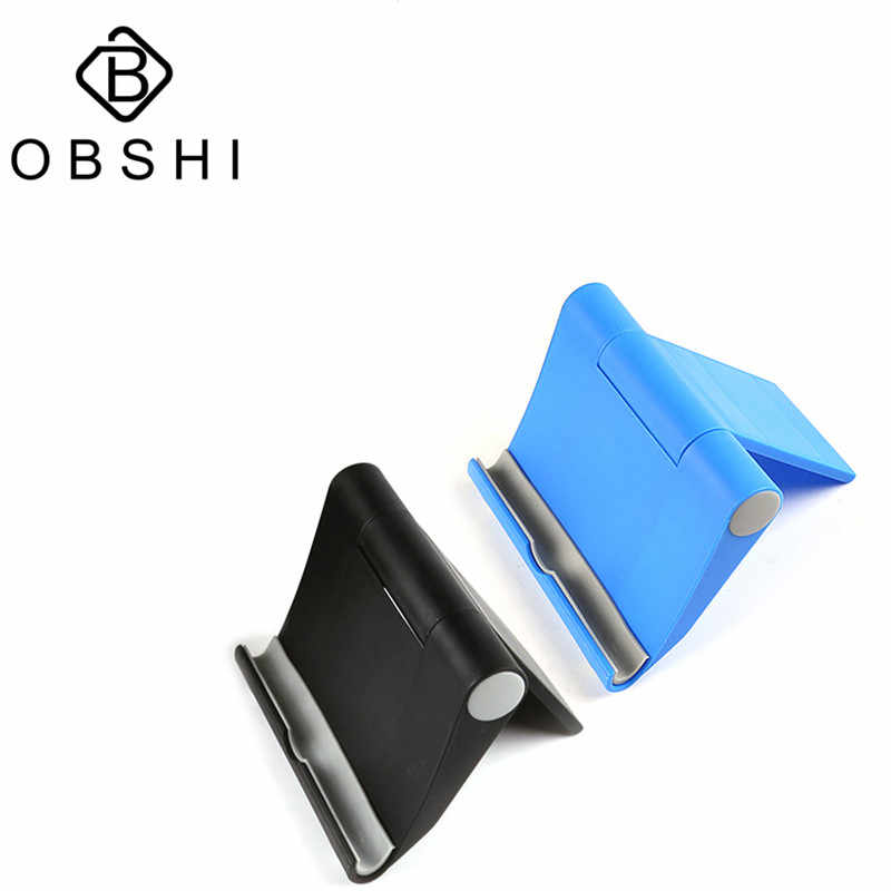Mini Phone Holder Stand for iPhone XR XS Max Foldable Mobile Telephone Stand for Xiaomi Tablet Stand Desk telefon tutucu