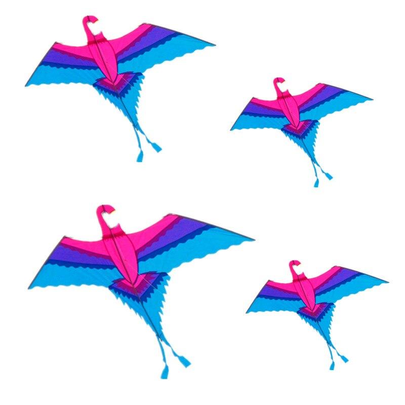 Livraison gratuite de haute qualité perroquet cerf-volant en nylon tissu volant dragon jouets de plein air enfants outils pieuvre cerf-volant bobine dessin animé cerf-volant usine