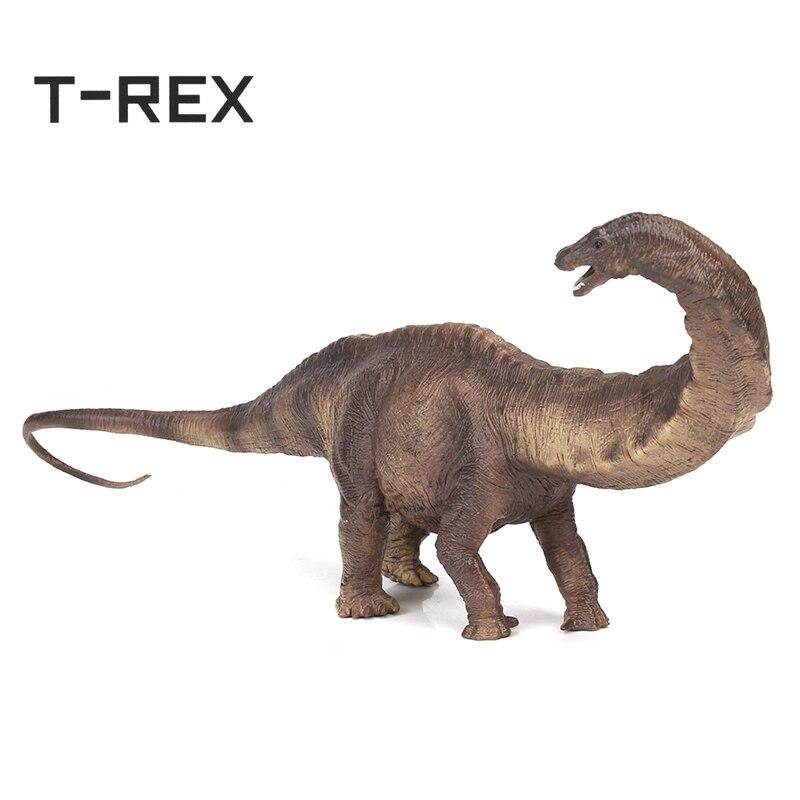 T-REX sismosaurus Unique modèle grande figurine d'action solide dinosaure Collection jurassique jouet pour le meilleur cadeau