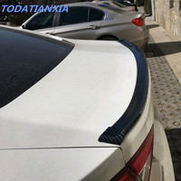 Universal Car Rear Spoiler Kit Decorate FOR hyundai tucson 2017 ford fiesta audi a4 audi a4 b7 ford fiat 500 peugeot 508 bmw m