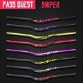 1 stücke 720mm und 780mm Fahrrad lenker für MTB BIN DH FR ENDURO lenker bike lenker 8 farben verfügbar-in Fahrradlenker aus Sport und Unterhaltung bei