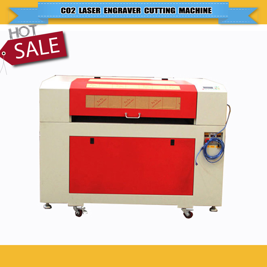 High Speed CNC CO2 Laser Engraving Machine/laser Cutter 6090/9060 For Acrylic Wood Leather Fabric Co2 Laser Cutter Engaver