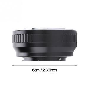 Image 2 - EXA FX ידני התמקדות מתאם טבעת EXA הר עדשה עבור Exakta עדשת עבור Fuji X הר מצלמות ראי באיכות גבוהה