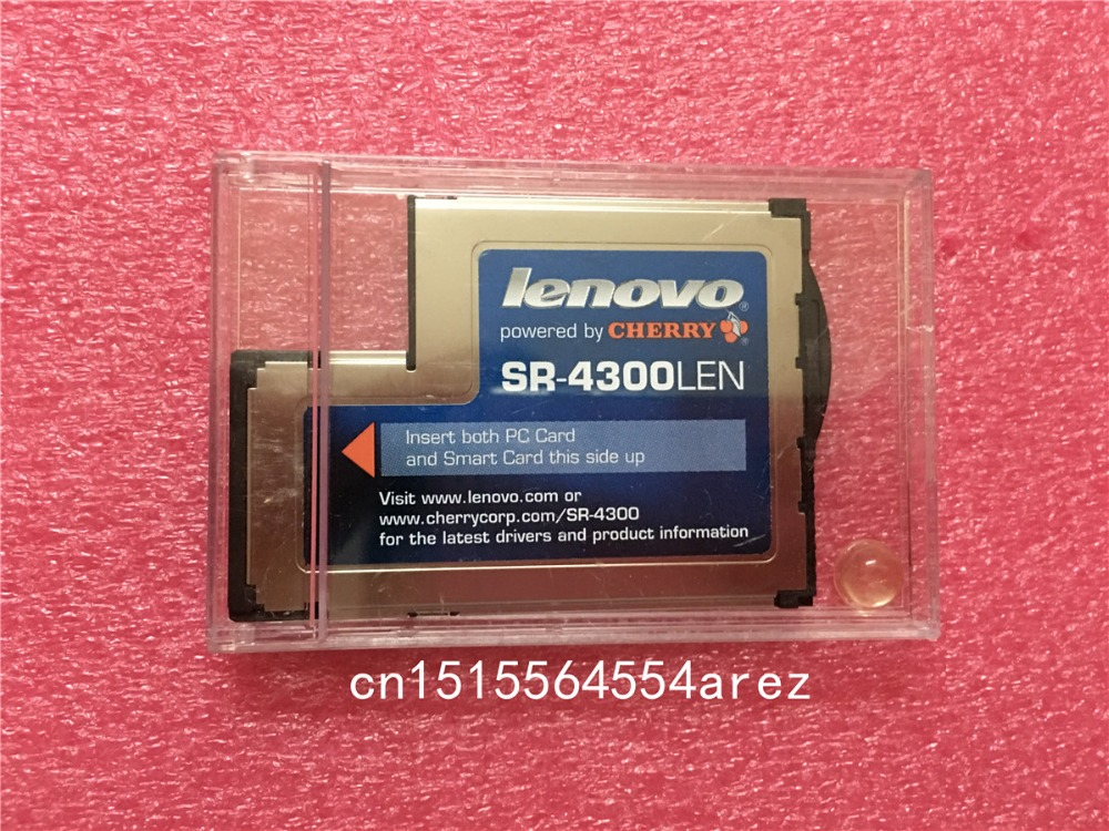 Drivers for Lenovo ThinkPad T500 Smart Card Reader
