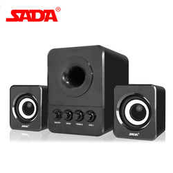 Original sada d 203 wired mini portable combination speakers laptop mobile column computer speaker usb 2.jpg 250x250