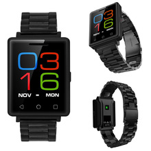 SKFG7 Smart Phone Watch GSM 2G SIM Card BT Smartwatch Pedometer Heart Rate Monitor Wristwatch for iPhone 7 Plus 6S Plus 6 Plus 5