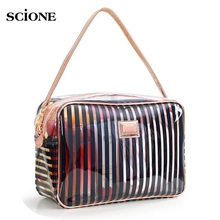 PVC Swimming Bag Women Waterproof Pouch Dry For Beach Bags Transparent Shoulder Swim Water proof Bag sport tas pool XA755WA