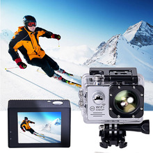 Pro Action Cam 1080P Full HD WIFI Waterproof 2.0 inch LTPS Screen 170 Degree Wide Angle Lens Sport 6 Underwater Camera-3031