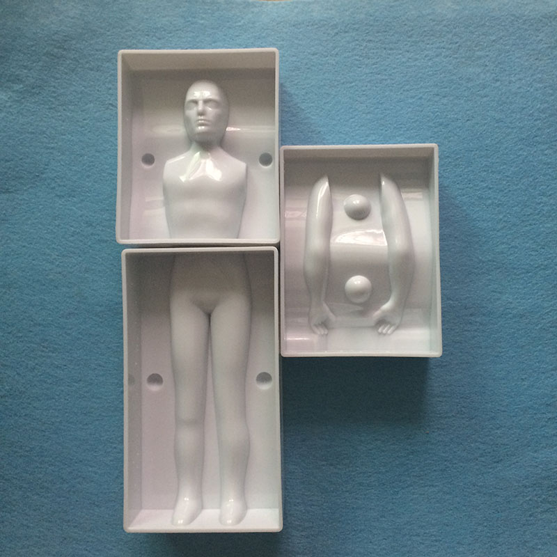 Buy gtct 0012 clay craft bjd doll man for Concrete craft molds