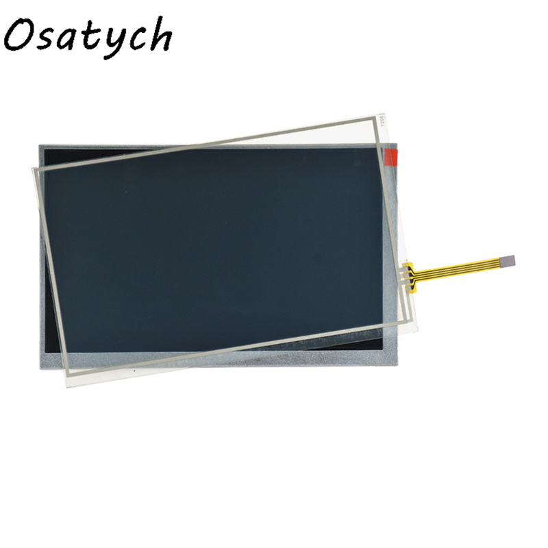 LCD Screen Panel Display + Digital Touch For New Autel Maxidas DS708 Replacement <font><b>AT070TN83</b></font> <font><b>V</b></font>.<font><b>1</b></font> image