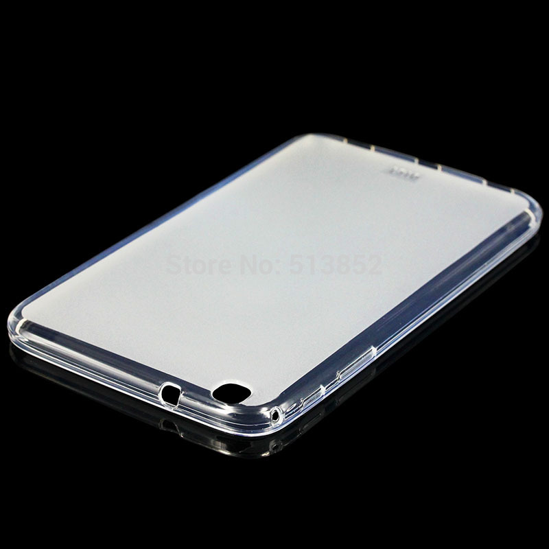 Case for Samsung Galaxy Tab 3 (8.0) T311 T310 T315 High Quality Pudding Anti Skid Soft Silicone TPU Protection