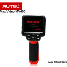 Autel MaxiVideo MV400 5 5mm Digital Recording Rechargeable Borescope with 3 5 inch LCD Monitor