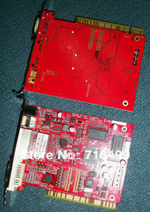 Image 3 - Tarjeta de envío DBstar HVT11IN tarjeta de control síncrono led DBS HVT09 reemplazar por HVT11