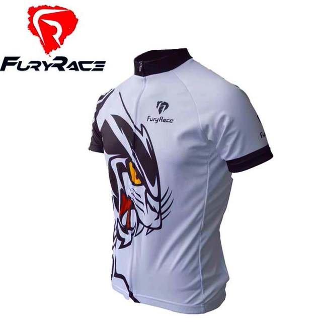 placeholder Fury Race Men Cycling Jerseys Short Sleeves MTB Bike Bicycle  Shirts High-quality Maillot Ciclismo fdb629934