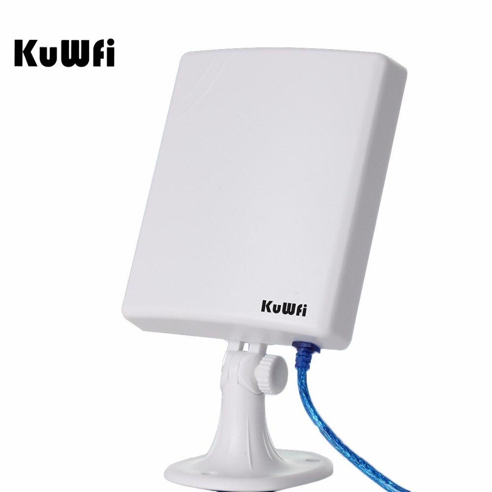 2,4G Wifi 150Mbps Fern Wifi Adapter High Power Outdoor Wireless Usb Wifi Adapter Desktop Wifi Empfänger Mit 5M Kabel - 3