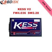 2017 Date KESS V2 Maître Camion Version KESS V2 OBD2 Gestionnaire Tuning Kit KESS V2 V4.036 avec Logiciel V2.28/V2.08