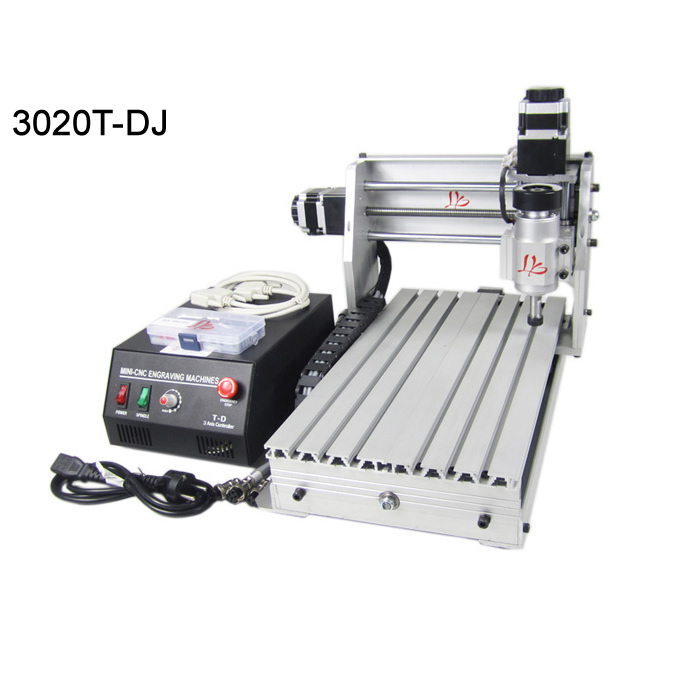 HOT SALE 3020 cnc machine pcb milling machine wood router work area 300X200mm mach3 control ER11 collet hot product 3d cnc machine for sale
