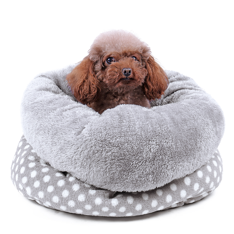 Pet Magic Warm Soft Sleeping Bag  Dog Cat Bed Kennel Cave Cushion Mat Blanket Suitable Multiple Function House For Animals