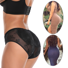 Fake Butt Women Body Shaper Lifter Enhancer Shapewear Slimming Underwear Tummy Control Padded Panties Hip Pads Lift