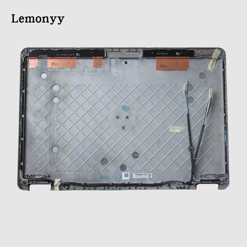 NEW TOP LCD cover for Dell Latitude E7440 14 Lcd Back Cover Lid Assembly 0HV9NN 0G3D2K laptop new original for dell for latitude 3540 lcd top cover back rear lid 3jpvn cn 03jpvn