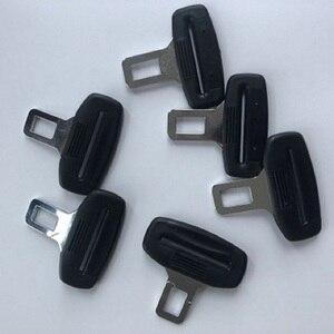 Image 1 - Auto Cintura di Sicurezza Fibbie Per BMW BENZ Audi Car Seat Belt Safty Allarme Canceler Fermacorda e ganci Accessori auto 1 Pcs