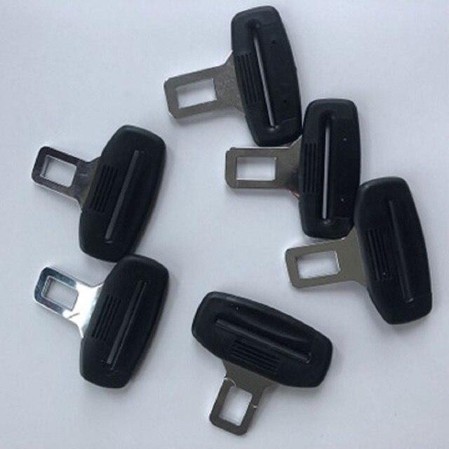 Auto Cintura di Sicurezza Fibbie Per BMW BENZ Audi Car Seat Belt Safty Allarme Canceler Fermacorda e ganci Accessori auto 1 Pcs