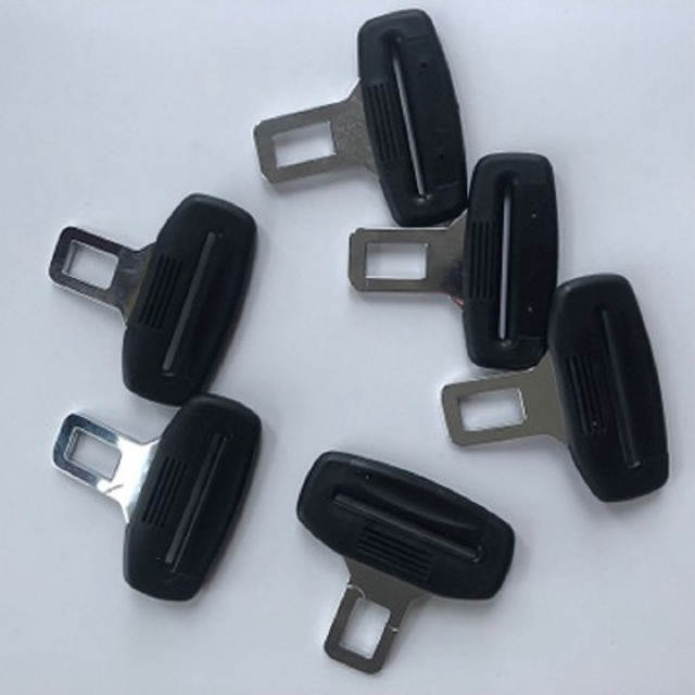 Auto Safety Belt Buckles For BMW BENZ Audi Car Seat Safty Belt Alarm Canceler Stopper car Accessories 1 Pcs