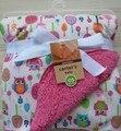 Высокое качество плюшевые детское одеяло новорожденный пеленать wrap Супер Мягкие детские nap одеяла животных сова бесплатная доставка ctrq0001