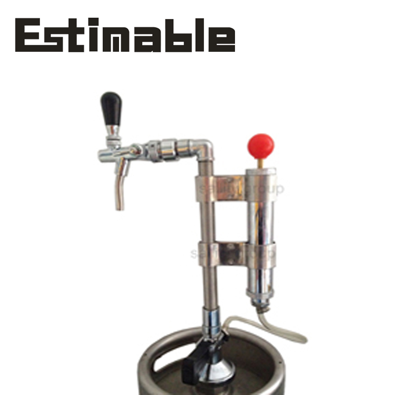 Aliexpress Com Buy Homebrew Party Pump With Keg Tap