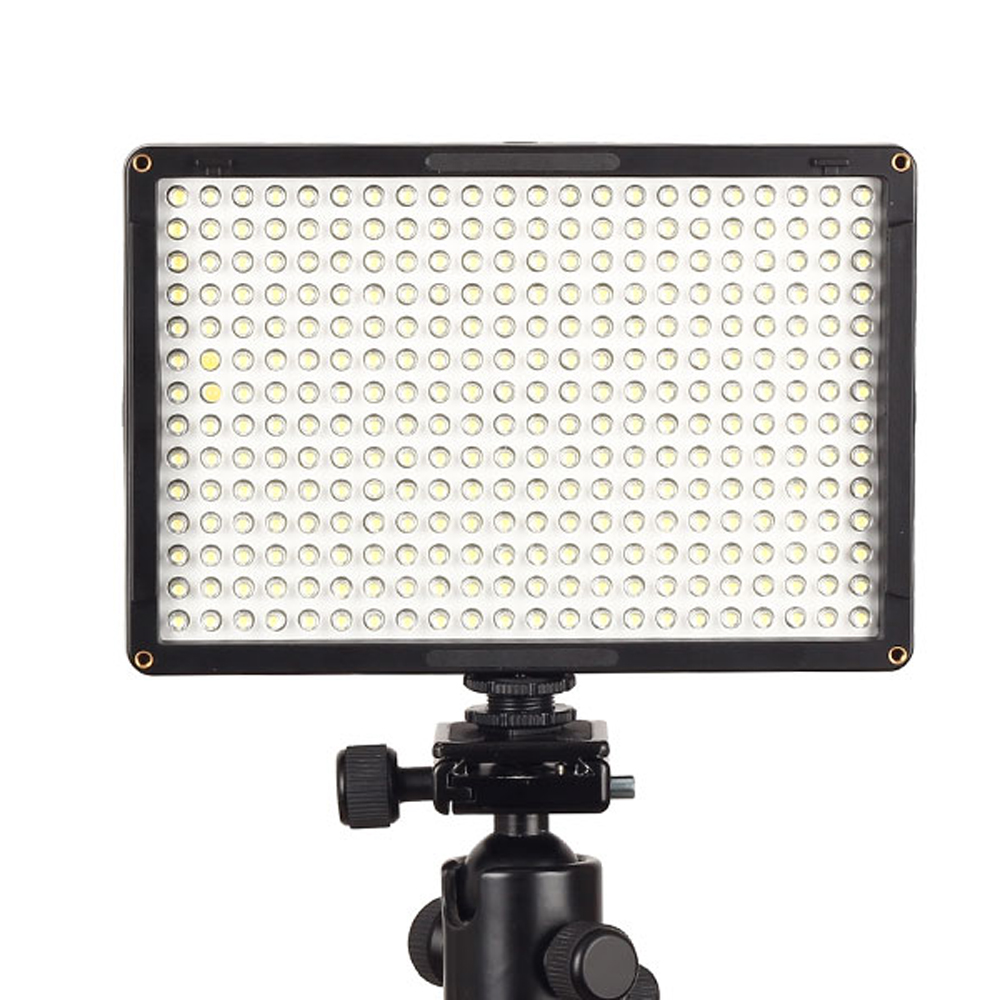 Pixel DL-913 LED Camera Video Light Dimmable Ultra High Power Light Photography kata d light marvelx 30 dl 4 3 pouch for camera