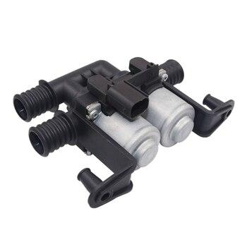 Aquecedor de Água Da Válvula De Controle Para A Bmw 04-16 E53 E70 X5, E71 X6, F15 F16 64116910544 1147412166