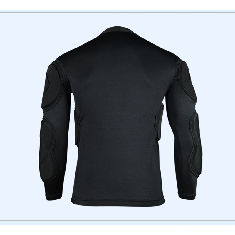 Kişi idman örtüklü futbol qapıçı forması futbol reqbi Jersey - İdman geyimləri və aksesuarları - Fotoqrafiya 2