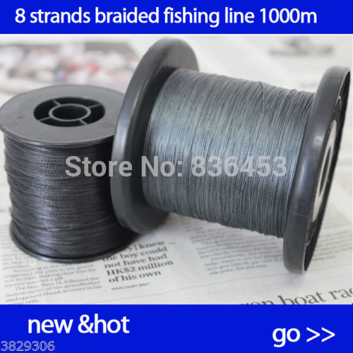 цена на 8 Strands Braided Fishing Line 1000m MOSS GREEN Super Strong Japan Multifilament PE Extreme braided line for fishing