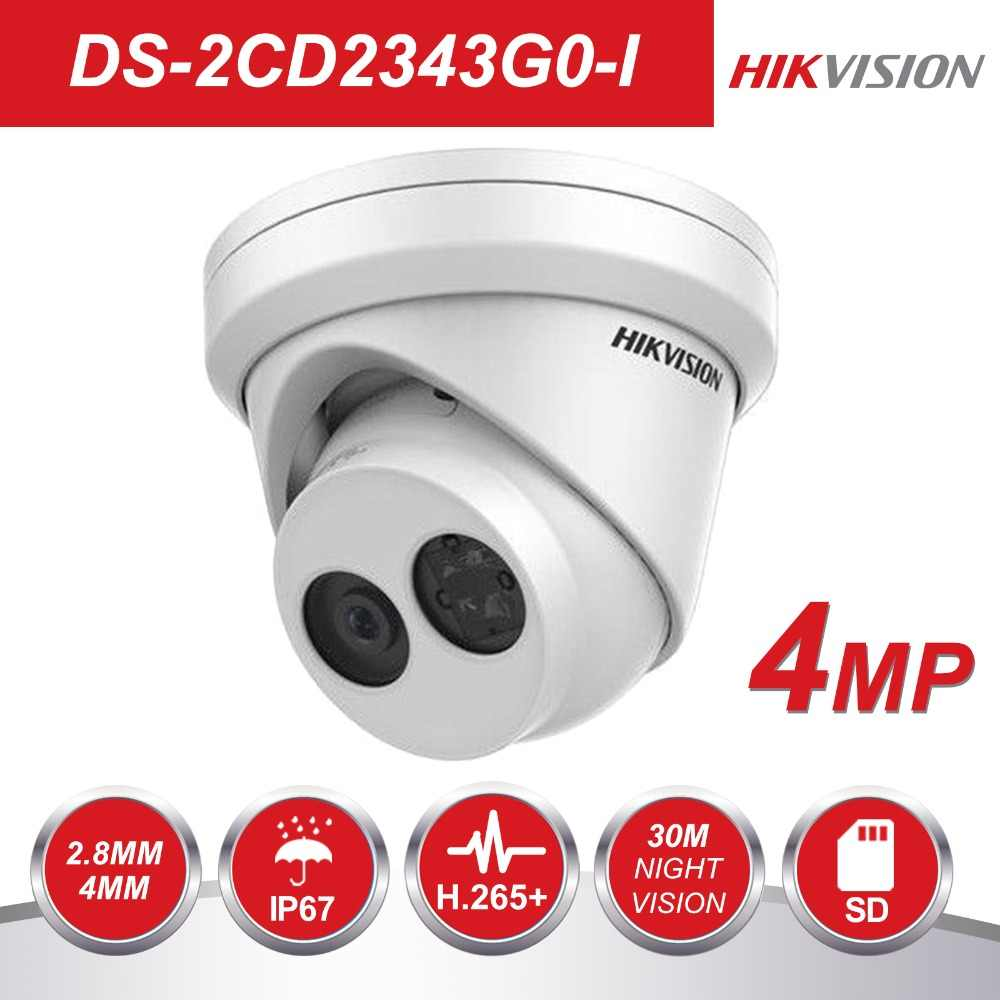 Detail Feedback Questions about Hikvision Turret CCTV IP