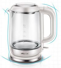 Multi-functional high quality electric kettle glass quickly burn hot water pot automatic power outages