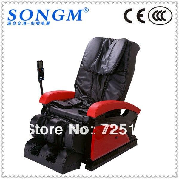Office home zero gravity shiatsu luxury massage chair price