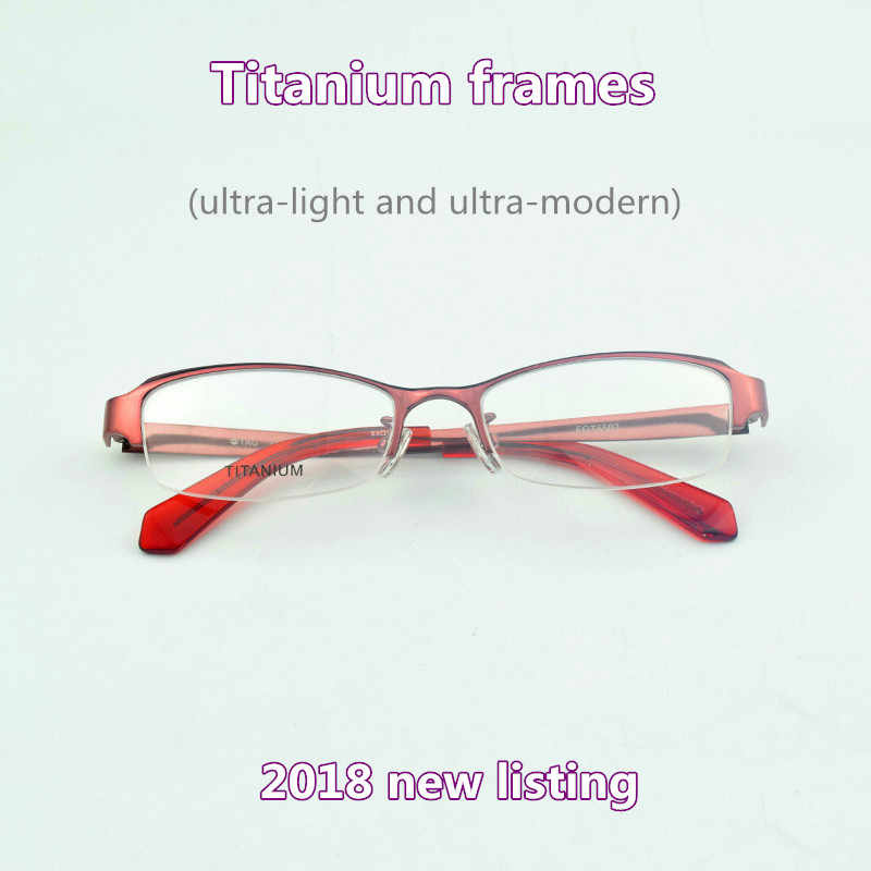 f9a4c29b2a3 ... glasses frame women 2019 TAG brand retro eyeglasses frames titanium  computer myopia optical frame women s glasses ...