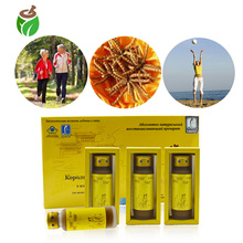 4 bottles/1 pack Natural Cordyceps Sinensis Enhance immunity League Cordyceps Oral Liquid Anti insomnia Improve sleep