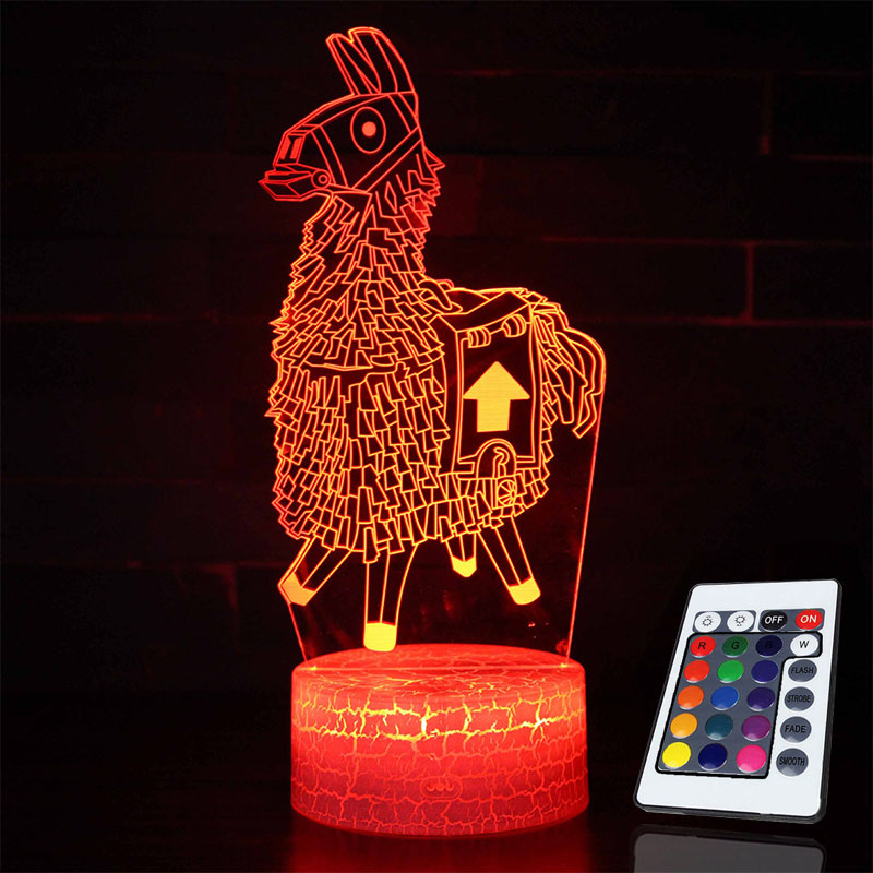 Kids Night Sleep LED Lights Projection Lamp 1