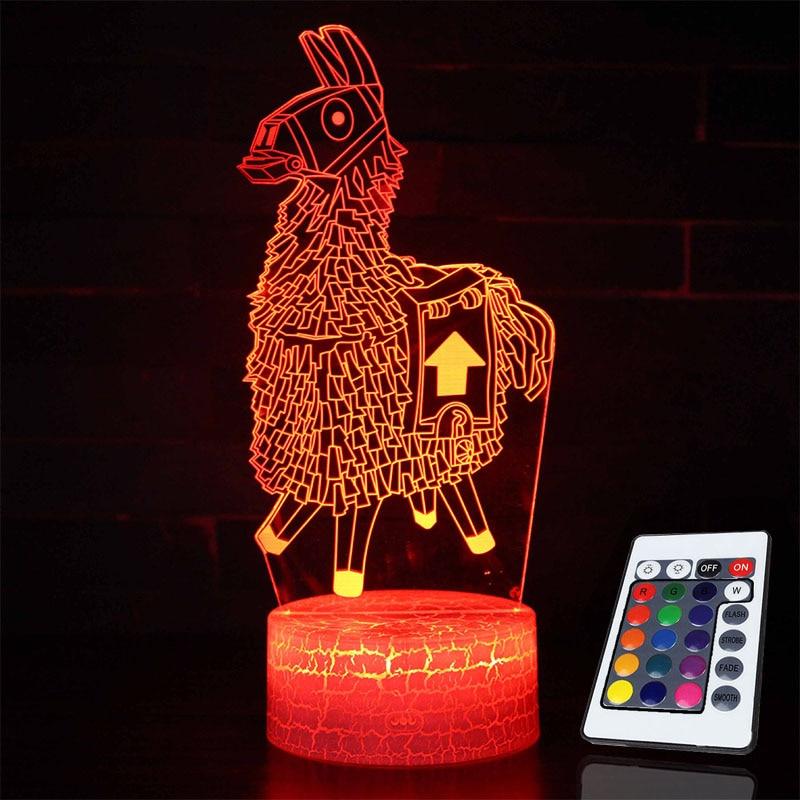 Kids Night Sleep LED Lights Projection Lamp 1