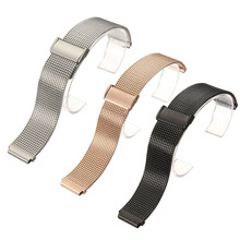 Softness 22mm Quick-Release Stainless Steel Replacement Watchband Strap For Huawei Smart Watch