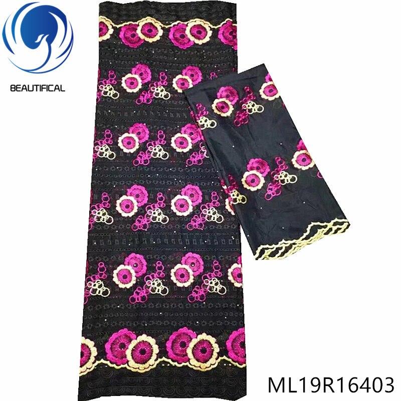 b4d8a2e5a BEAUTIFICAL Cotton lace fabrics 5yards lot Latest style polish ...