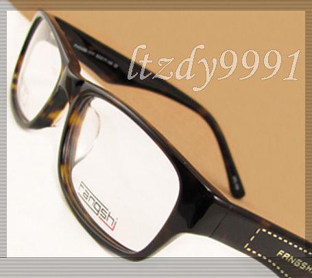 Preto/Tartaruga Chifre Aro Acetato armação Completa Prescrição Óptica ÓCULOS FRAMES Unisex Óculos RX Espetáculo FH0498 Eyewear