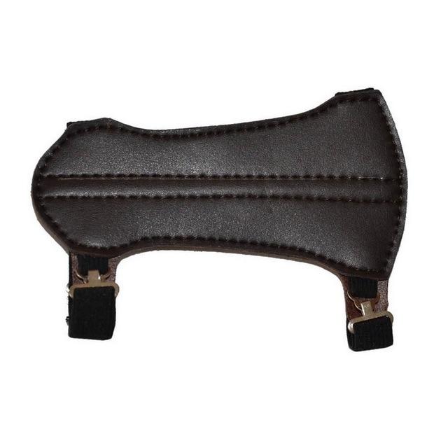 1 stück Hochwertige Traditionelle Bogenschießen Leder Armband Schutzausrüstung Liefert für Schießen Jagd Sport