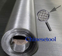 1pc 316 Stainless Steel 500 Mesh Filtration 30 30cm 12 12 Woven Wire