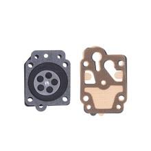 1 комплект карбюратор Ремкомплект Carb ремонтный инструмент Комплект прокладок для карбюраторы Walbro 32/34/36/139F; большие размеры 40-44 5 до 5 лет высокое качество