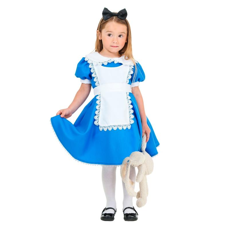 Toddler Superme Alice Wonderland Halloween Costumes
