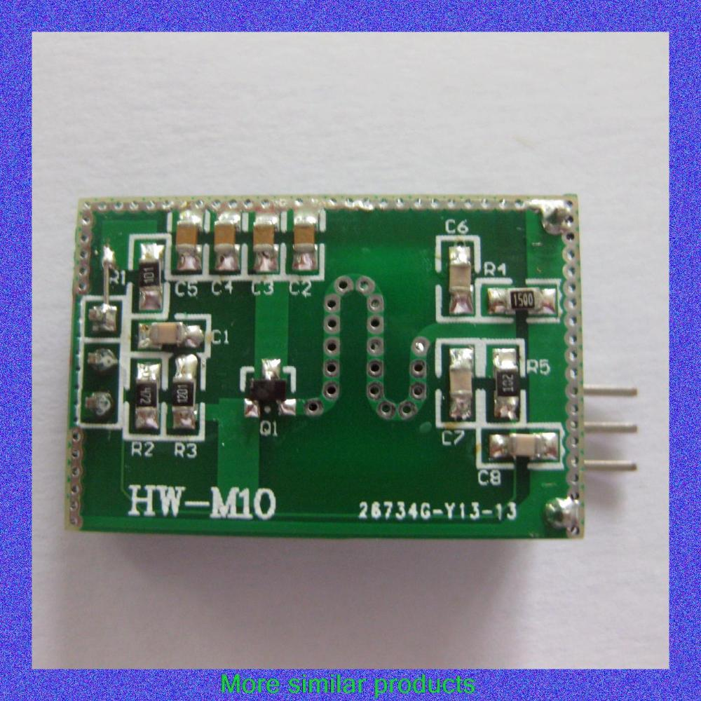 Microwave Sensor Motion Switch Module Hw M10 In Sensors From Electronic Components Supplies On Aliexpress Alibaba Group