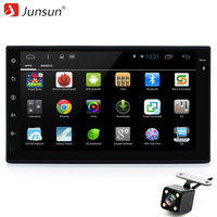 Junsun 7 2 Din Android 6 0 Universal Car DVD Radio Player GPS Navigation 1024 600